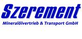Logo von Szerement Mineralölvertrieb & Transport GmbH