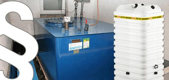 Der Heizoltank Moglichkeiten Zur Lagerung Von Heizol Heizoel24