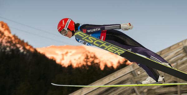 Damen-Skispringen-Weltcup
