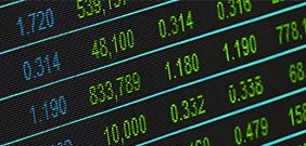Ölpreise an der Börse