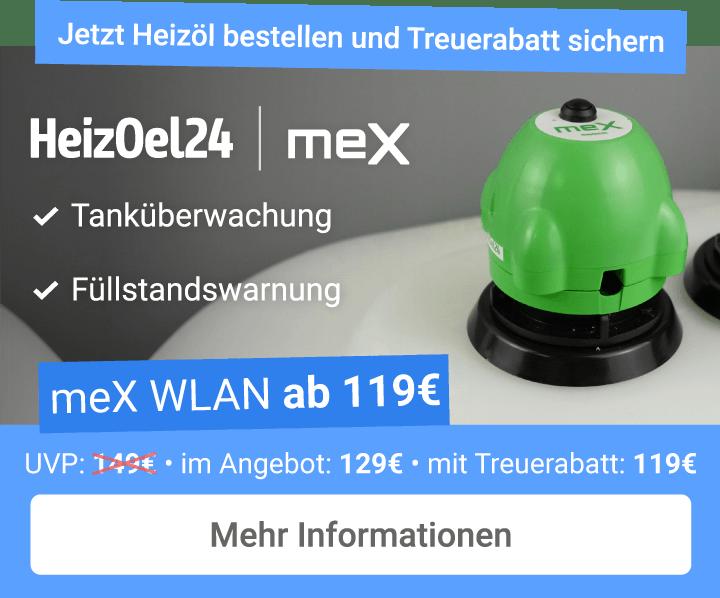 meX Tankmesstechnik